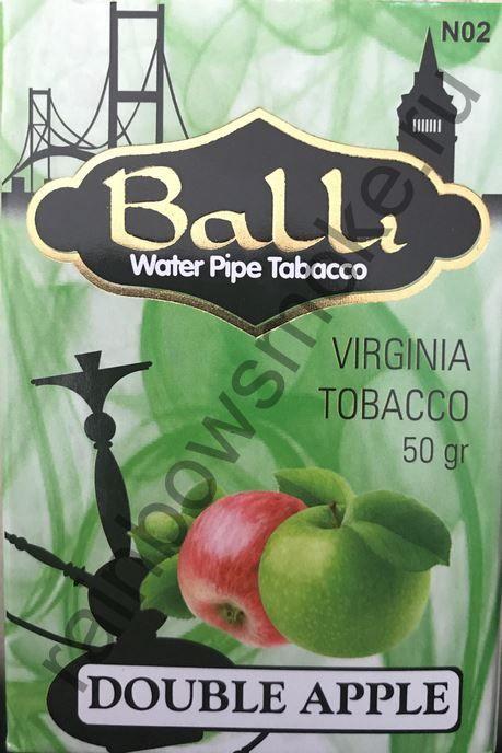 Balli 50 гр - Double Apple (Двойное Яблоко)
