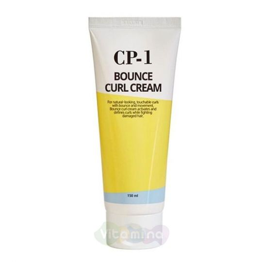 Esthetic House Крем для поврежденных волос и сухой кожи головы CP-1 Bounce Curl Cream