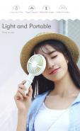 Портативный автономный вентилятор Benks Mini Fan (3350mAh)