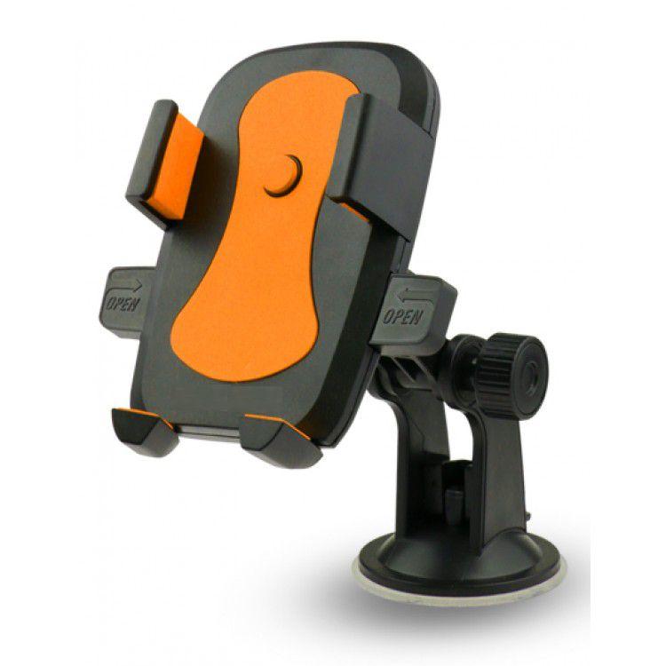 Держатель Телефона В Авто Easy One Touch Car Mount, Цвет Оранжевый