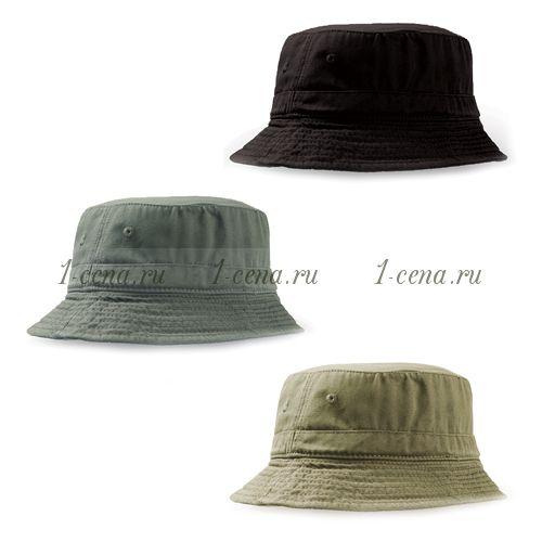 Панама UNISEX cotton CLASSIC  в ассортименте