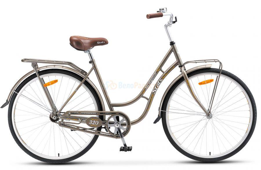Велосипед городской Stels Navigator 320 28 V020 (2018)