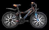 Велосипед подростковый Black One Ice 24 (2019)