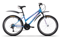 Велосипед подростковый Black One Ice Girl 24 (2019)