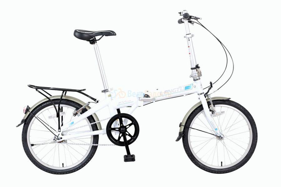 Велосипед складной Langtu KY 02 (2018)