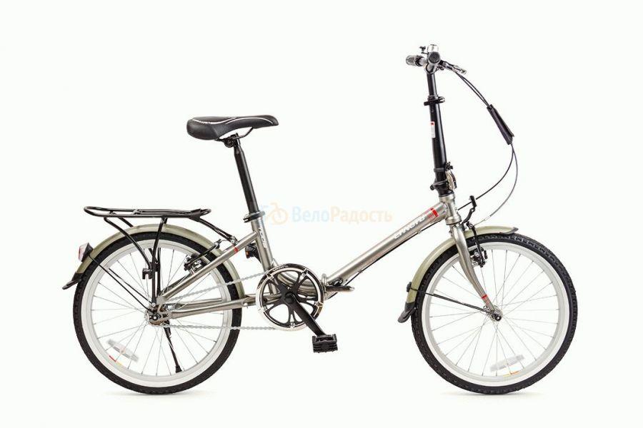 Велосипед складной Langtu TU 02 (2017)