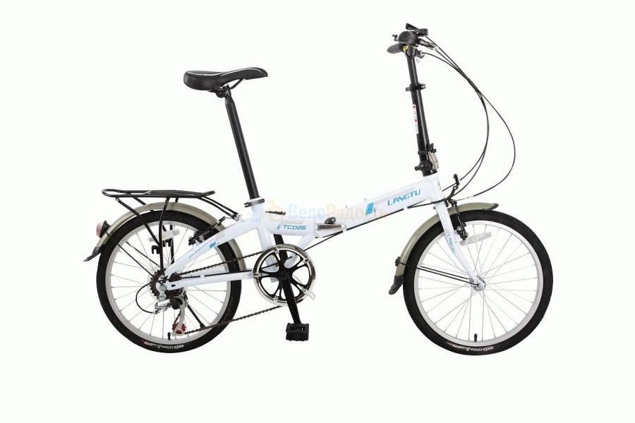 Велосипед складной Langtu TC 026 (2018)