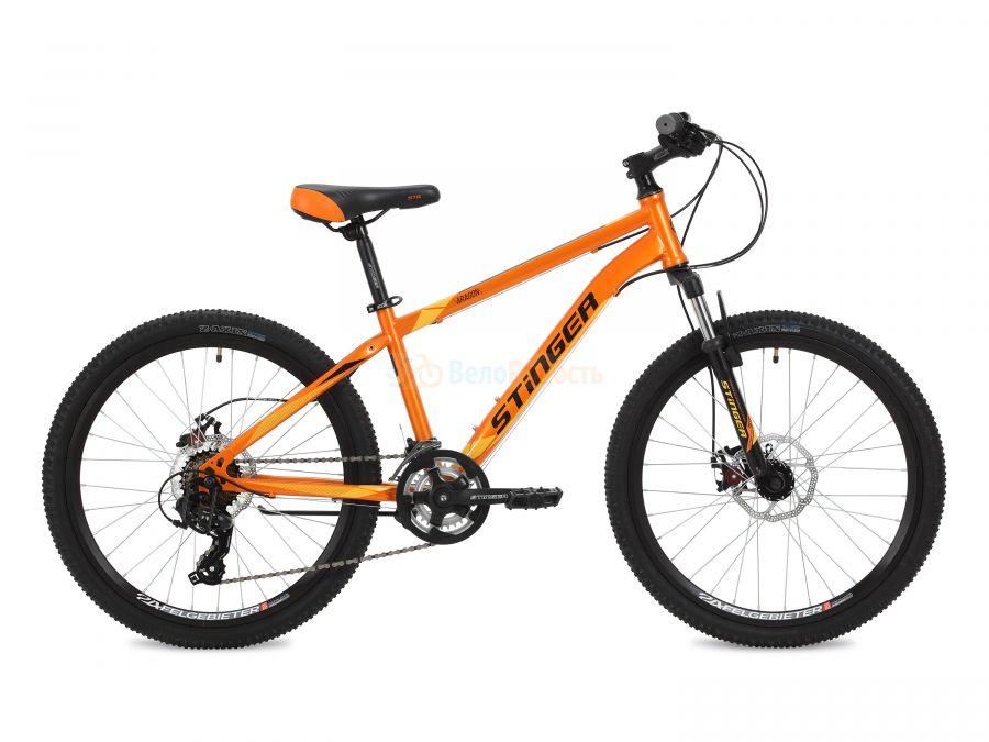 Велосипед подростковыйStinger Aragon 24 (2018)