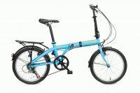 Велосипед складной Langtu TR 026 (2018)