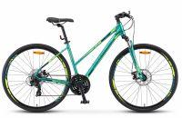 Велосипед гибрид Stels Cross 130 MD Lady 28 V010 (2021)