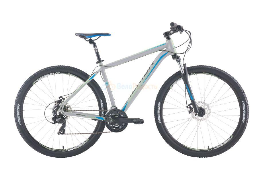 Велосипед горный Merida Big.Nine 10-MD (2019)