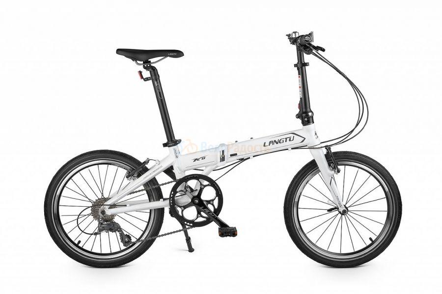 Велосипед складной Langtu K 8 (2018)