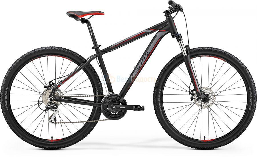 Велосипед горный Merida Big.Nine 20-MD (2019)