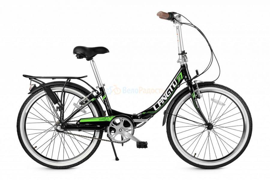 Велосипед складной Langtu Craft P3 (2018)