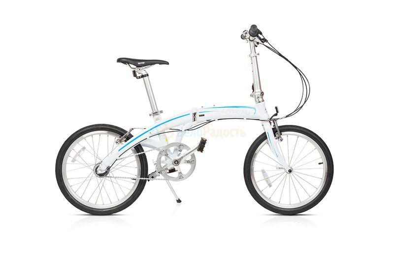 Велосипед складной Langtu KW 3.2 (2018)