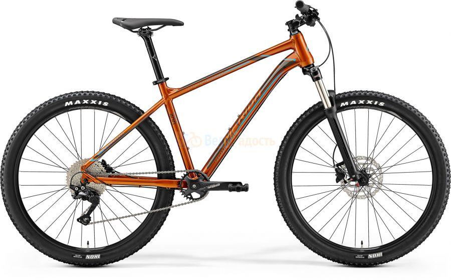 Велосипед горный Merida Big.Seven 400 (2019)