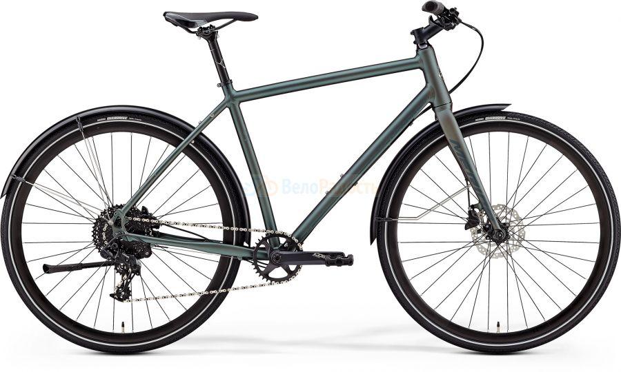 Велосипед городской Merida Crossway Urban 300 (2019)