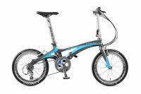 Велосипед складной Langtu KK 10.2 (2018)