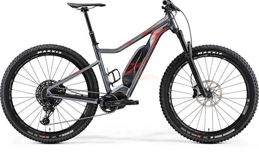 Электровелосипед горный Merida eBig.Trail MetalRIDA (2019)