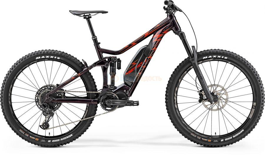 Электровелосипед горный Merida eOne-Sixty MetalRIDA (2019)