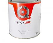 Quickline 2К Грунт- наполнитель Quick-Build  4:1 белый (G1) + отвердитель MS стандартный, 800мл. + 200мл.