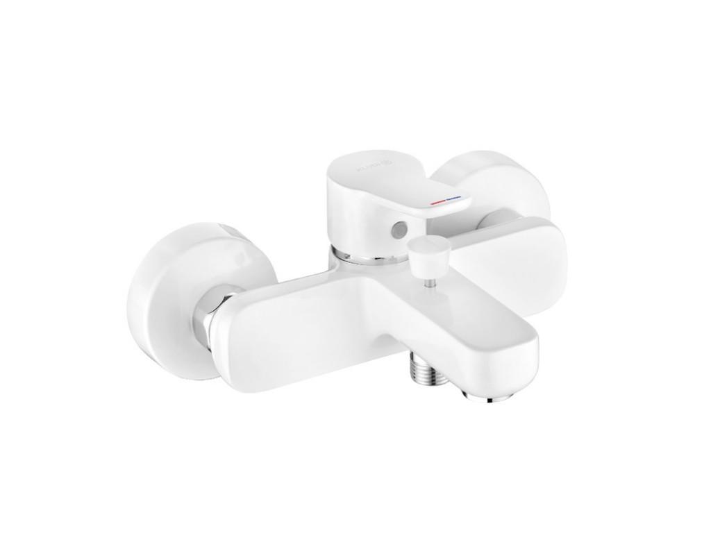 Однорычажный смеситель для ванны с душем KLUDI Pure&Easy 37681 9165