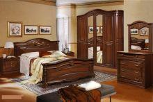 Спальня СОРРЕНТО 1Д2 6-дверный шкаф