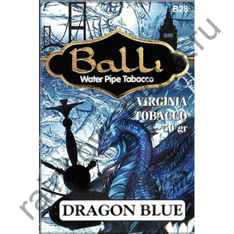 Balli 50 гр - Dragon Blue (Синий Дракон)
