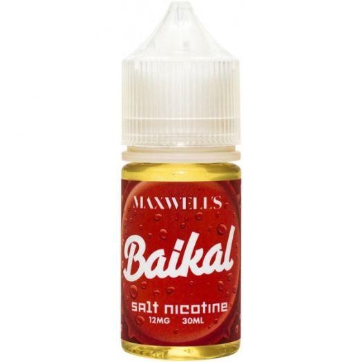 Жидкость Maxwells Salt Baikal 30 мл (12 /20 Мг)