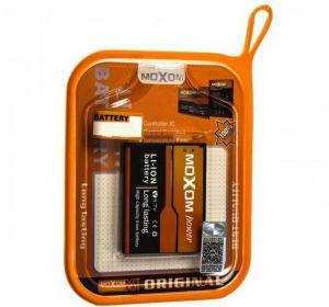Аккумулятор Moxom Samsung C3520/E1100/S3110/X200/... (AB043446B/AB463446BU/BST3108BC)