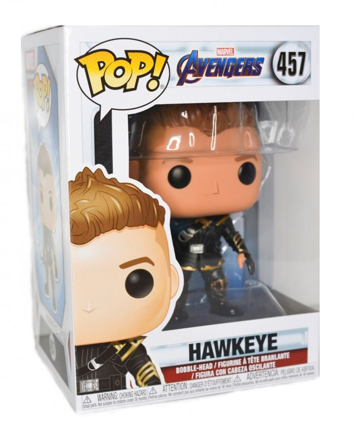 Фигурка Funko POP! Bobble: Marvel: Avengers Endgame: Hawkeye 36669