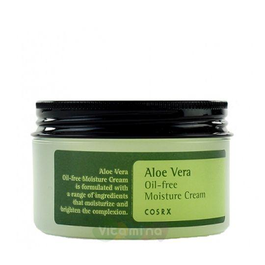 CosRX Увлажняющий гель-крем с Алоэ Aloe Vera Oil-free Moisture Cream, 100 г