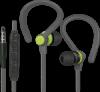 Распродажа!!! Гарнитура для смартфонов OutFit W760 серый+желтый, вставки