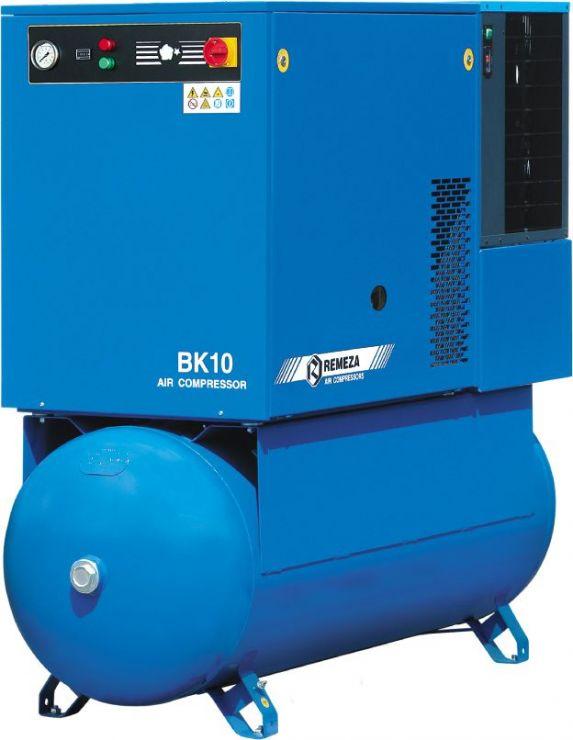 Винтовой компрессор  BK15E-8(10/15)-500ДВС