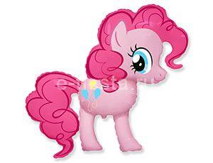 Фигура Пони розовый
