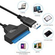 Переходник для жесткого диска SATA 3.0 USB 2.0