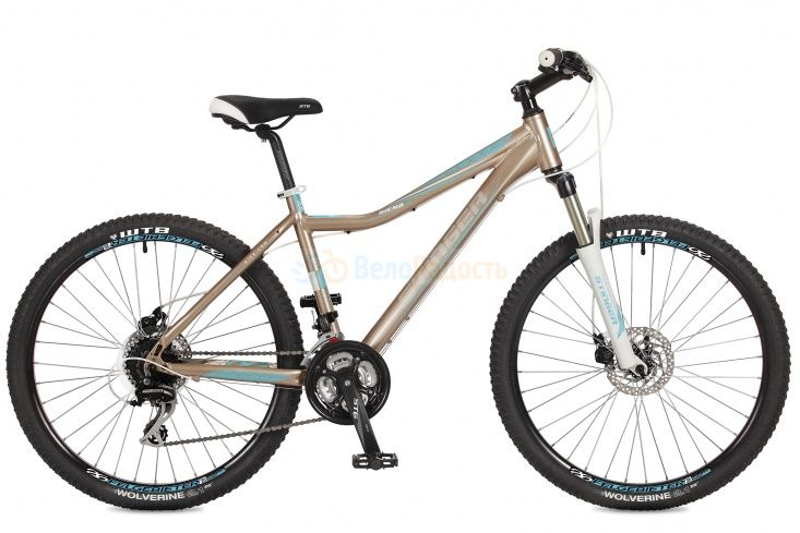 Велосипед женский Stinger Siena SD 27.5 (2018)