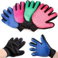 Перчатка для вычёсывания  шерсти True Touch_4