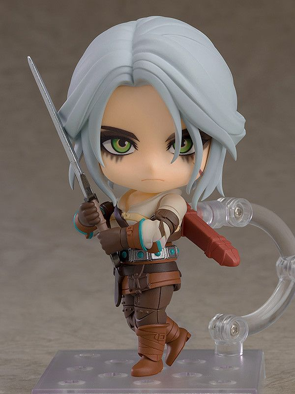 Nendoroid Ciri - The Witcher 3: Wild Hunt