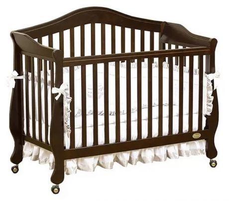 Кроватка Giovanni Belcanto Lux