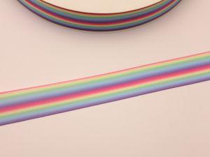 `Лента репсовая с рисунком, ширина 25 мм, ЛР5724