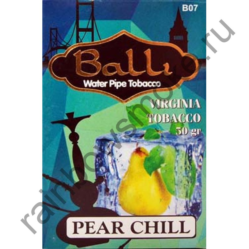 Balli 50 гр - Pear Chill (Груша с холодком)