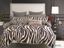Комплект постельного белья Сатин SL 1.5 спальный  Арт.15/404-SL