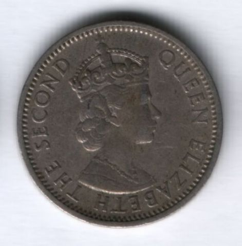 1 шиллинг 1959 года Нигерия