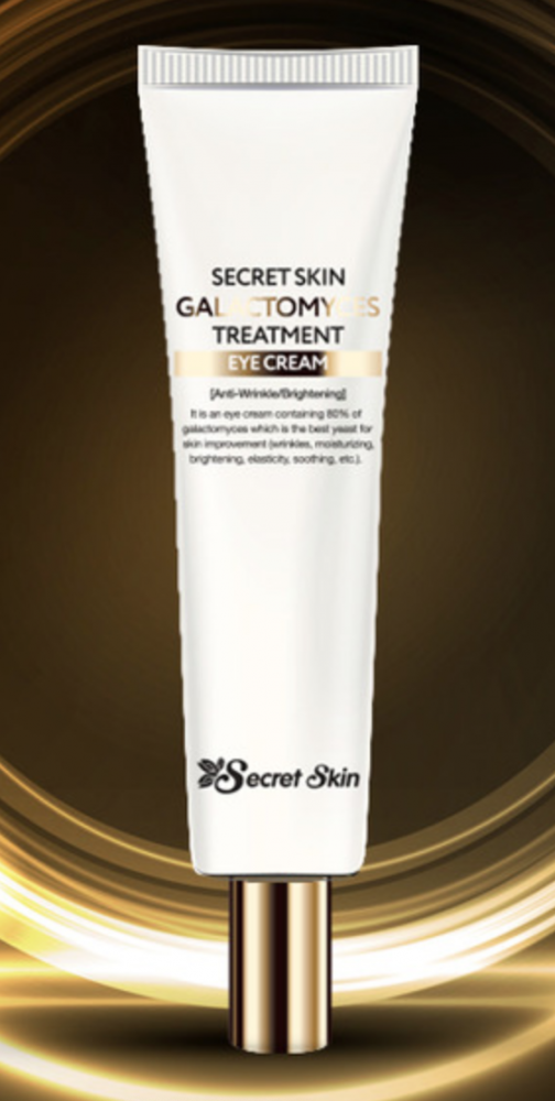 Омолаживающий крем для глаз с галактомисисом Secret Skin Galactomyces Treatment Eye Cream 30мл