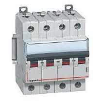 407298 Авт.выключатель DX3-E C1 4П 6000/6kA Legrand