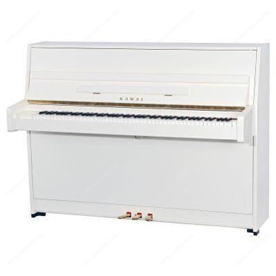 Акустическое пианино Kawai K15E WH/P