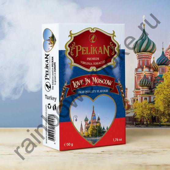 Pelikan 50 гр - Love in Moscow (Любовь в Москве)