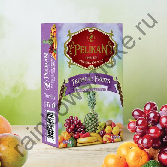 Pelikan 50 гр - Tropical Fruits (Тропические Фрукты)