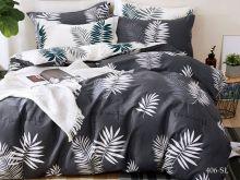 Комплект постельного белья Сатин SL 2-спальный  Арт.20/406-SL